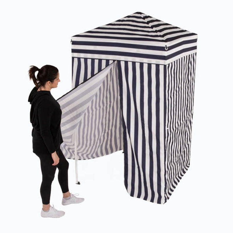 4x4 Privacy Cabana Pop up Canopy Tent Changing Room - Impact Canopies USA