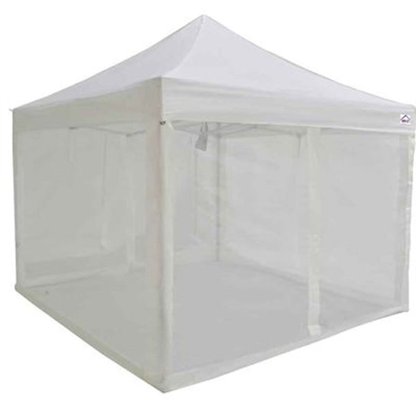 10x10 EVENTO Canopy Screen Room Mosquito Netting Tent - Impact Canopies USA