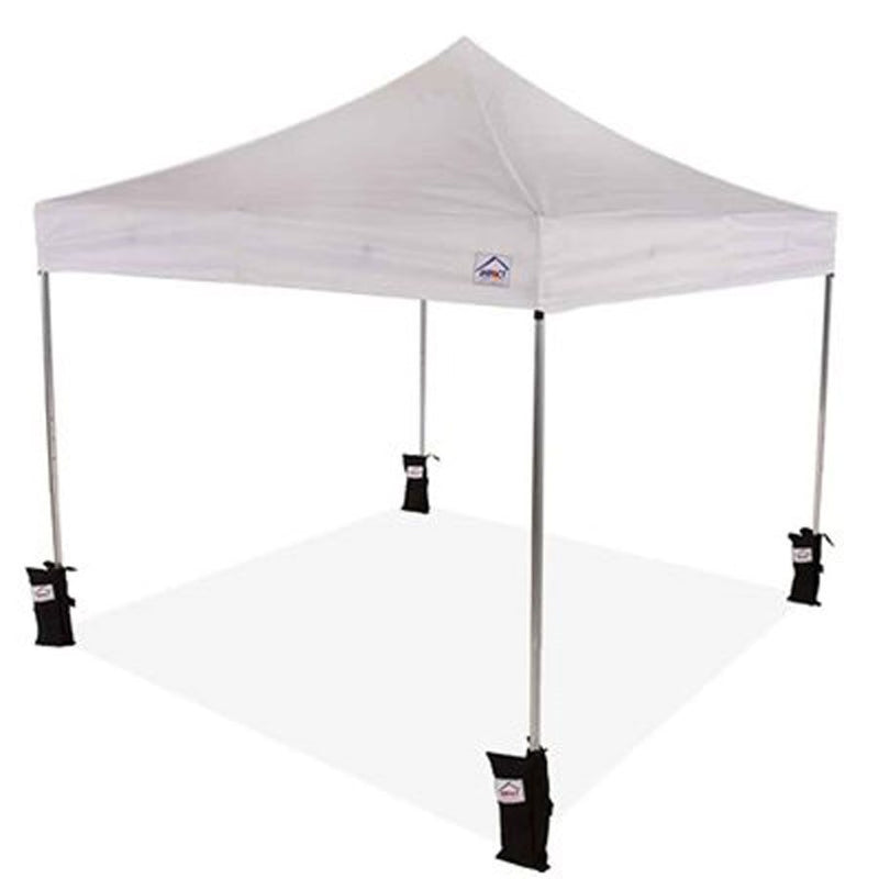 10x10 Evento Pop up Canopy Tent with Weight Bags - Impact Canopies USA