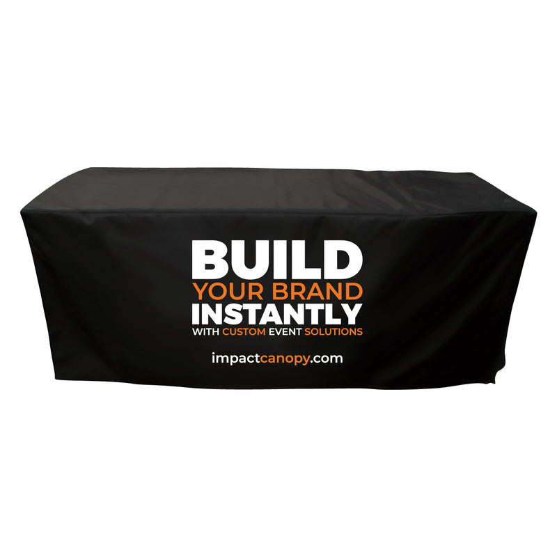 Custom Printed Table Cover