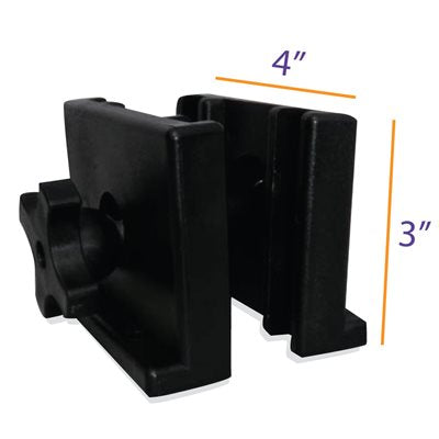 Flag / Banner Pole Bracket for Pop up Canopy Tent Leg - Impact Canopies USA