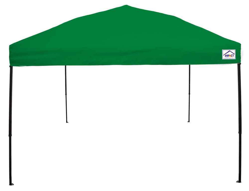 10x10 HEADWAY Gazebo Canopy Tent with Weight Bags - 210 Denier Top - Impact Canopies USA