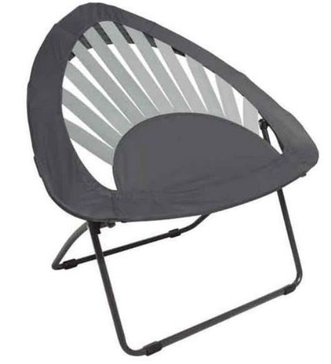 CLEARANCE - Sunrise Bungee Chair - Triangle - Gray