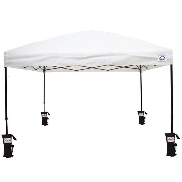 10x10 Gazebo Canopy Tent with Weight Bags - HW