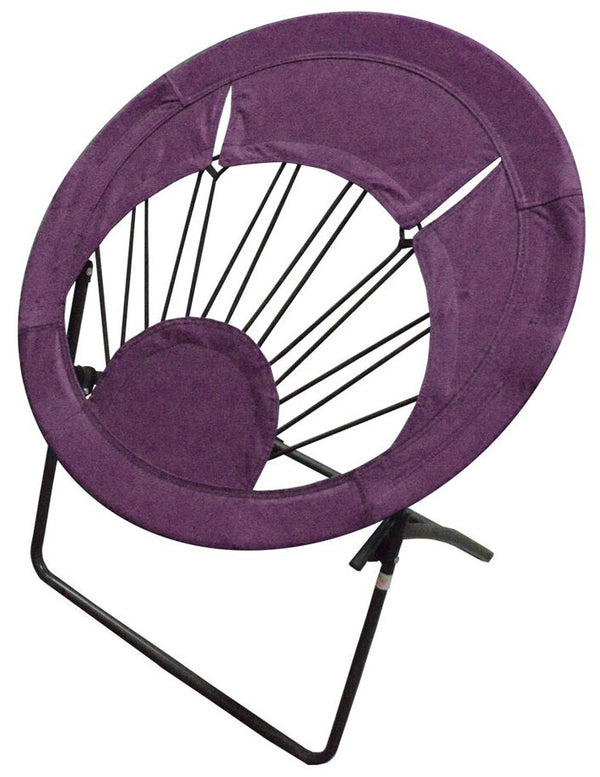 CLEARANCE - Bungee Chair - Purple