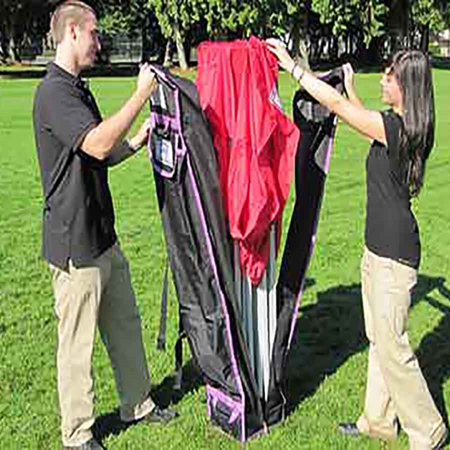 Pop Up Canopy Tent Roller Bag - Impact Canopies USA