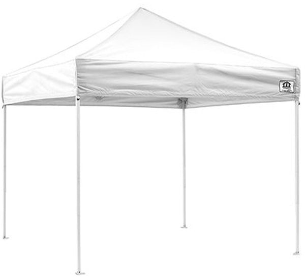10x10 Recreational Grade Steel Pop Up Canopy Tent - TL
