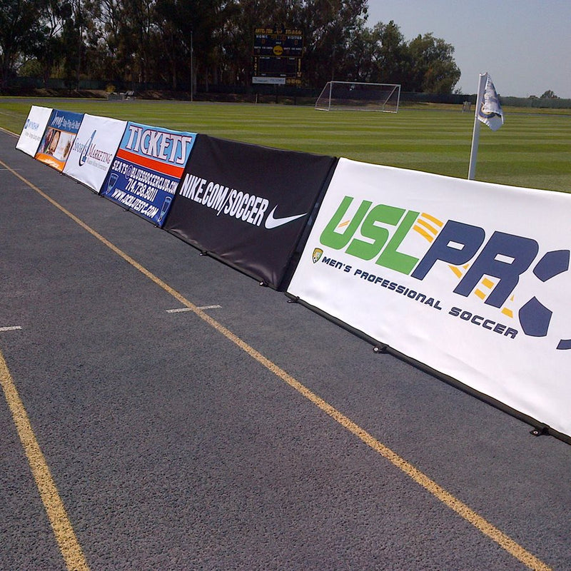 Matte Display Fieldboard Sign - Includes Carry Bag - Impact Canopies USA