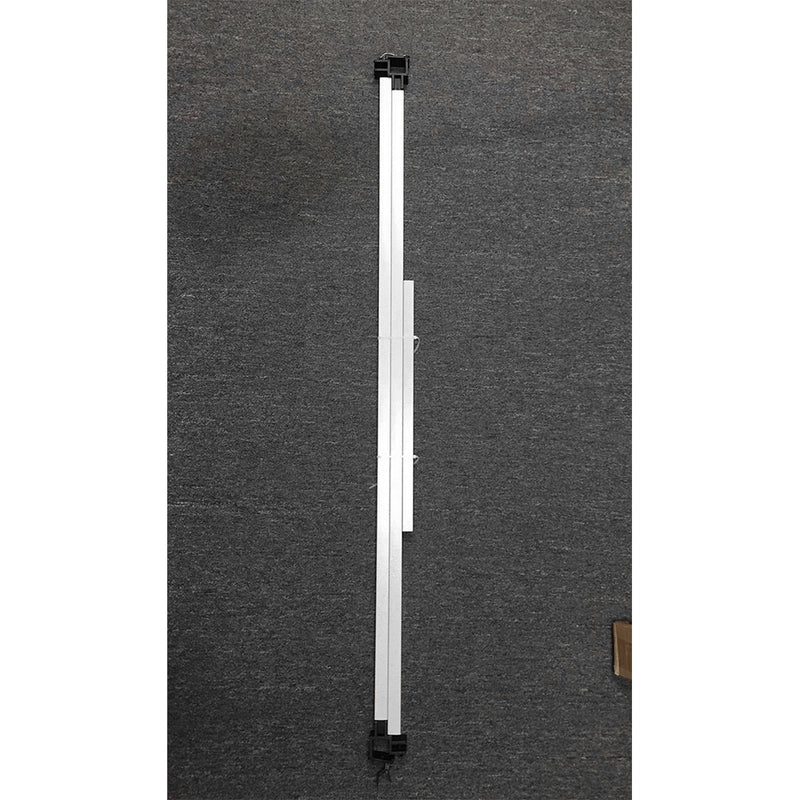 "10' Rail Skirt Bar Kit Assembly - Fits Impact CL Frame or Square Size - 1 1/4"" - Impact Canopies USA"