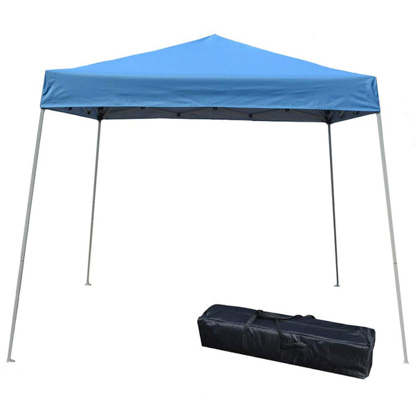 10'x10' Pop Up Canopy Outdoor Slant Leg Wedding Party Tent Folding Gazebo  Copy - Impact Canopies USA