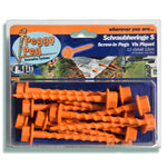Peggy Peg Schraubhering Small (S) 12er Set (PP05)
