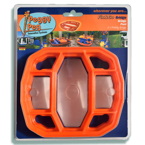 Peggy Peg Fix&Go Bridge (PP18)