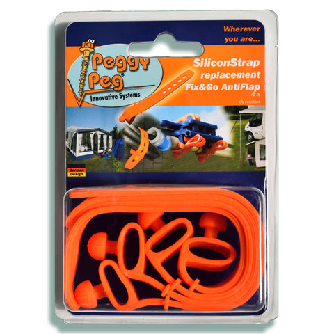 Peggy Peg Silicon Strap 4er Set (PP24)