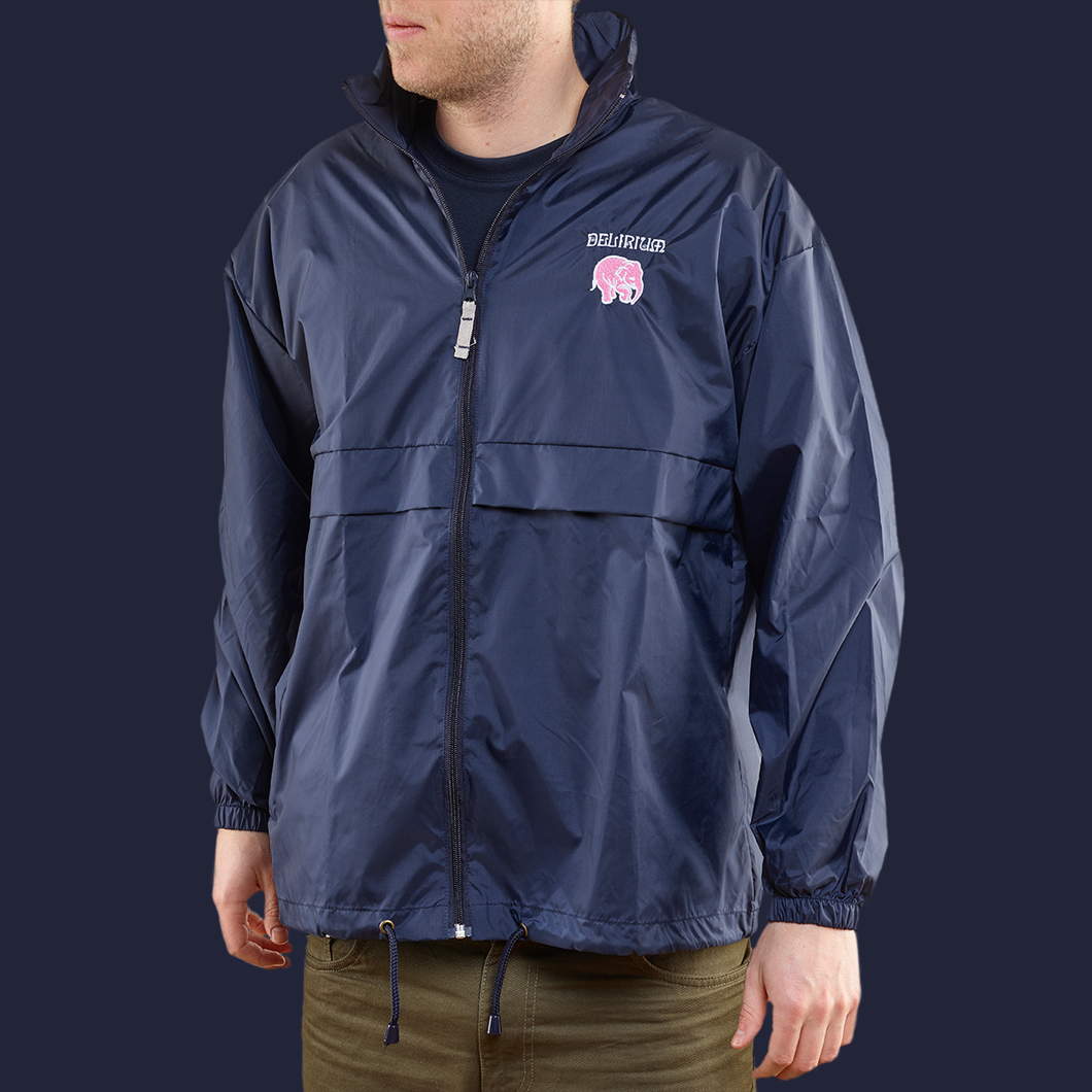 Rain coat dark blue