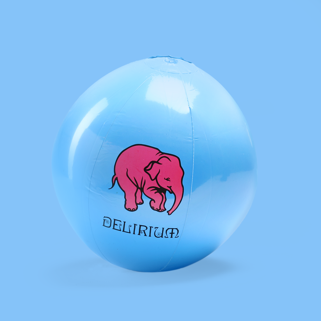 Delirium beach ball