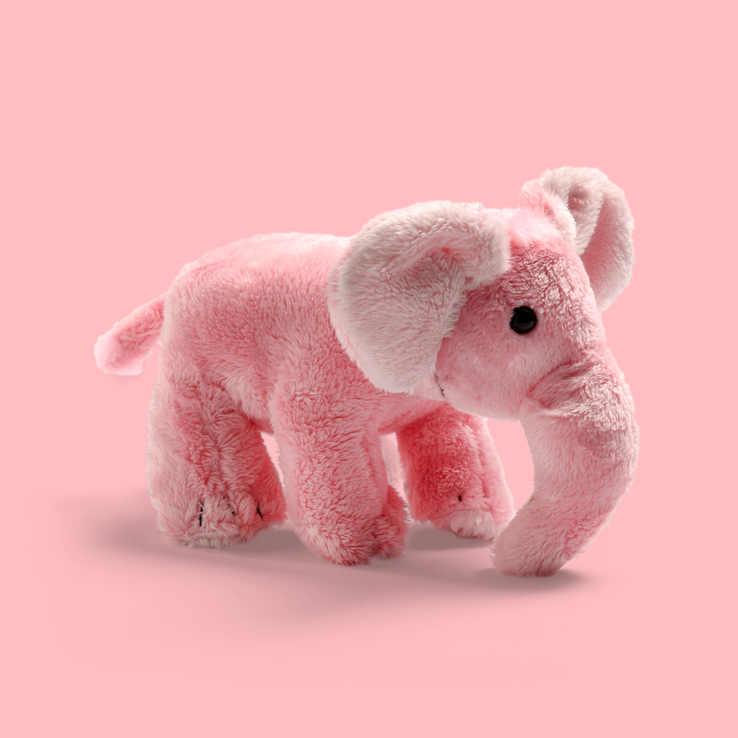 Plush elephant small (only web)
