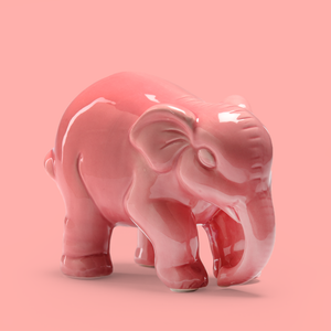 Delirium Resin Elephant