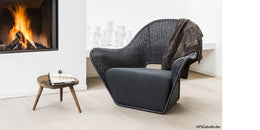 MANTA - OCCASIONAL CHAIR - INDOOR