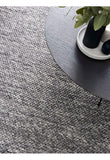 Hunter - Silver - The Rug Collection