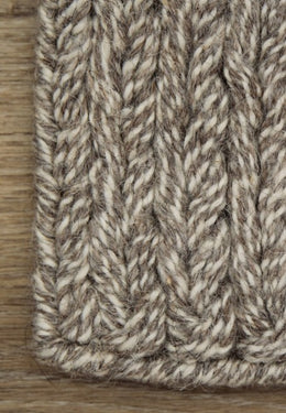 Scout - Natural Camel/White - Bayliss Rug