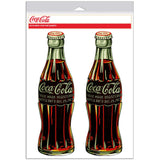 Coca-Cola Bottle Patented 1923 Decal Set of 2
