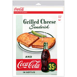 Coca-Cola Grilled Cheese Sandwich Decal