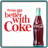 Coca-Cola TGBWC Bottle Decal
