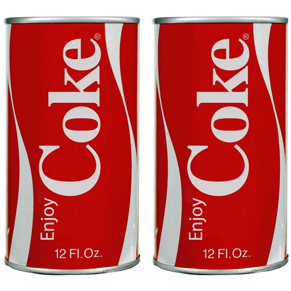 Coca-Cola Enjoy Coke Can Decal Set