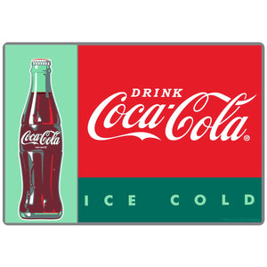 Coca-Cola Drink Coke Ice Cold Sticker