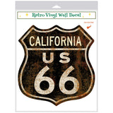 Route 66 California Decal