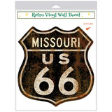 Route 66 Missouri Decal