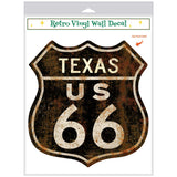 Route 66 Texas Decal