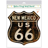 Route 66 New Mexico Decal