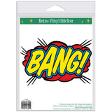 Bang Cut Out Sticker