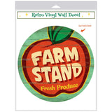Farm Stand Round Decal