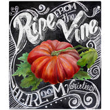 Tomato Ripe from the Vine Chalk Art Decal