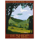 Shire Lord of the Rings Decal