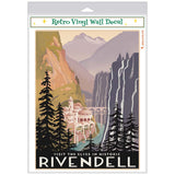 Rivendell Lord of the Rings Decal