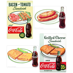 Sandwich Kitsch 1 - 5 x 7 Sticker Sheet