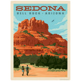 Sedona Arizona Bell Rock Decal