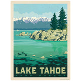Lake Tahoe Nevada Sand Harbor Decal