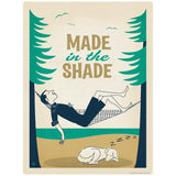 Made In The Shade Decal