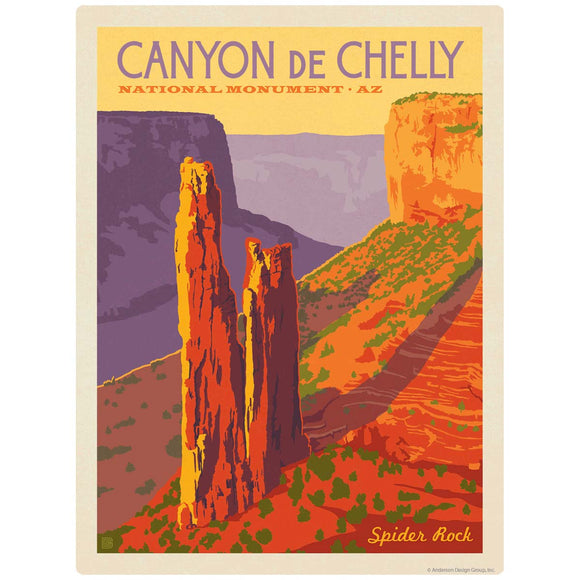 Canyon De Chelly Arizona Decal