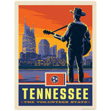 Tennessee Volunteer State Decal