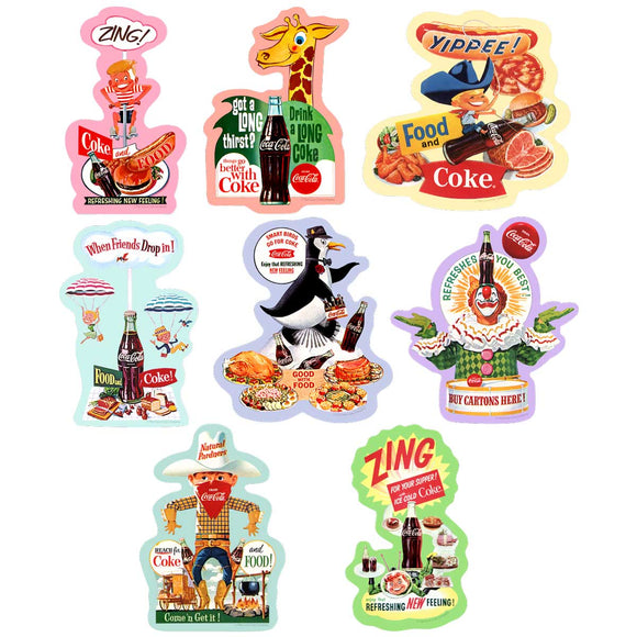 Kitsch Kartoon Sticker Sheet Wholesale Sticker Set