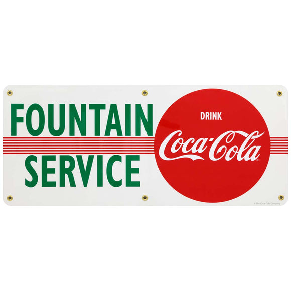 Coca-Cola Fountain Service Sign_5.jpg Wholesale Sticker