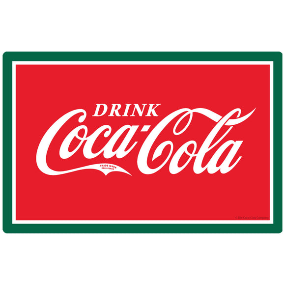 Coca-Cola Drink Logo Wholesale Decal