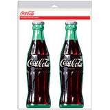 Coca-Cola Ice Cold 1960s Style Bottle Decal