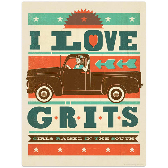 SD_GRITS Wholesale Decal