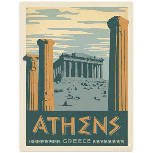 WT_Greece_Athens Wholesale Decal